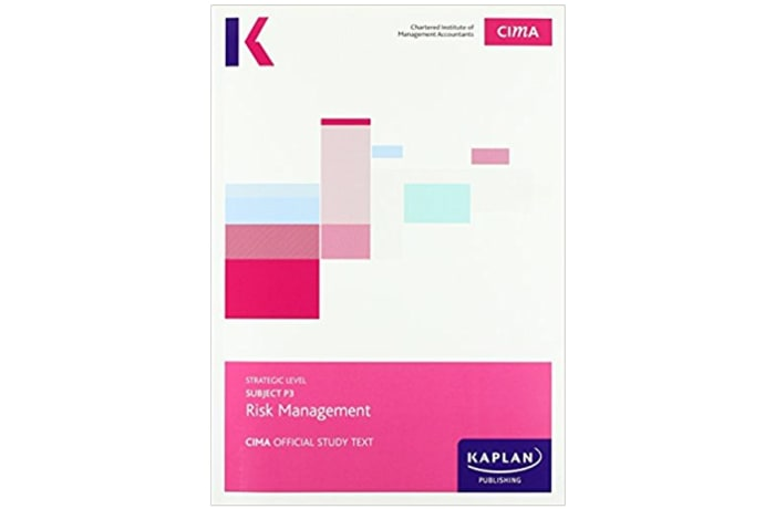 CIMA P3 Risk Management – Study Text