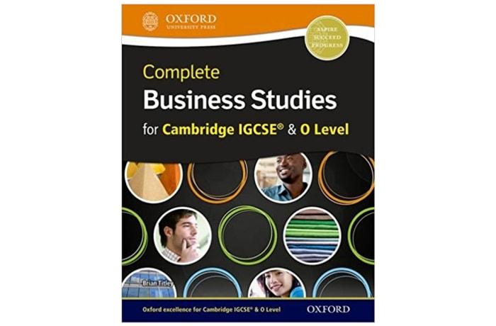 Complete Business Studies