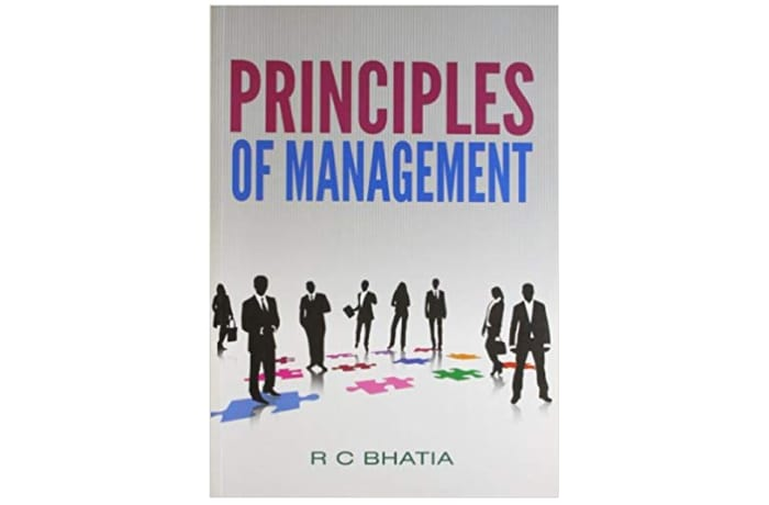 Principles of Management by R. C. Bhatia