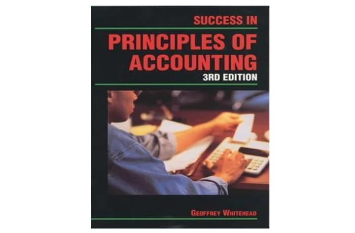 Success In Principles of Accounting 3rd Edition