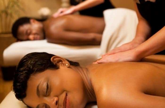 Aromatherapy oil massage