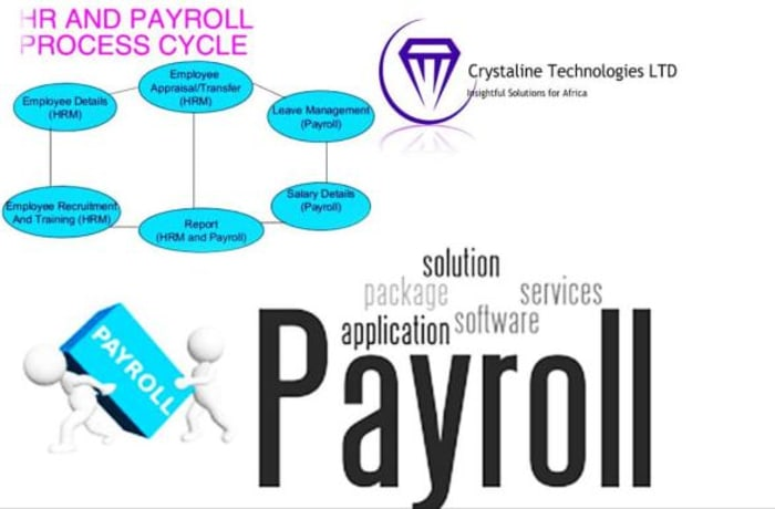Flexible and reliable Payroll and Accounting solutions image