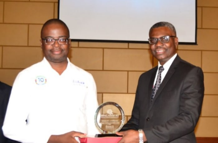 Ecobank wins Corporate Social Responsibility Award image