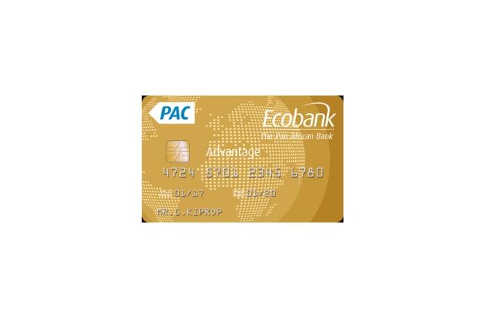 Advantage Debit Card