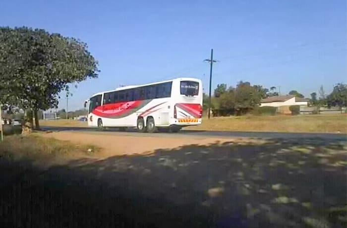 Lusaka - Kitwe Route