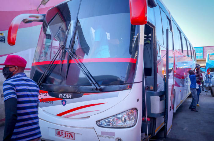 Hourly departure from Lusaka or Kitwe image