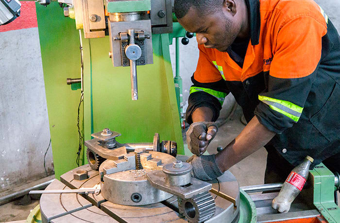 Come to Fabulous Engineering for the fabrication of all your concrete mixers! image