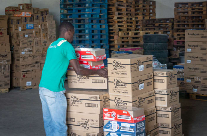 Provision of high quality packing boxes and materials image