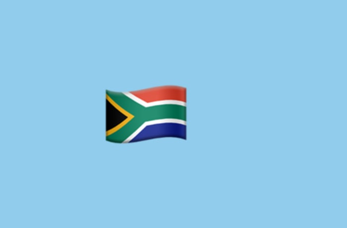International delivery rates (South Africa)