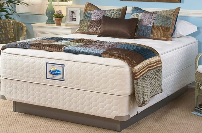 Dream foam range platinum - king mattress