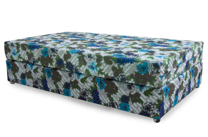 Standard range - single mattress
