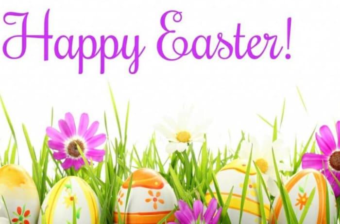 Easter special offer image