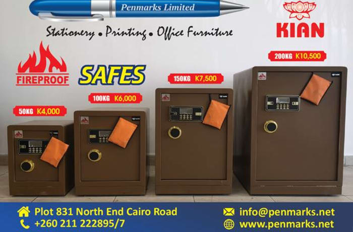 Special offer on fireproof digital safes image