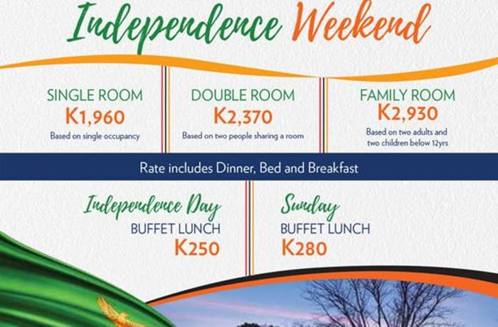 Celebrate Independence weekend with Protea Hotel by Marriott Safari Lodge image