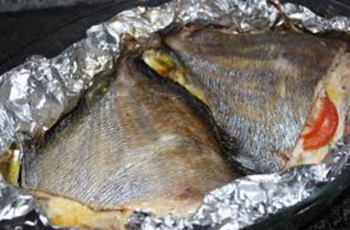 How about some fish in foil this weekend? image