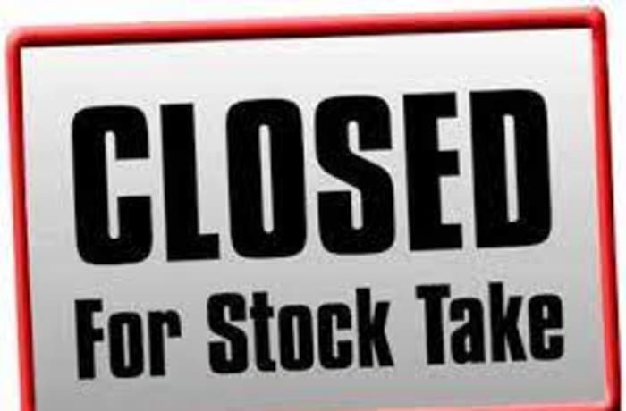 Notice: Pinnacle store is closed for stock take 15th and 16th September 2020  image