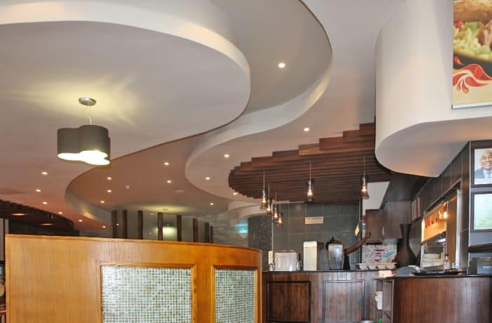 Quality designer ceiling installation image