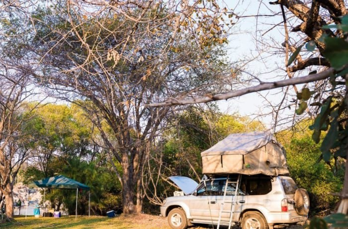 Great weekend camping destination in the Kafue National Park in Zambia image