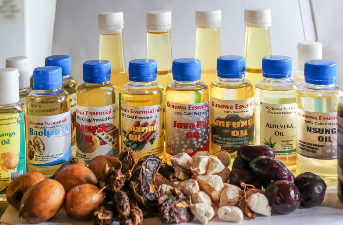 Organic processing of indigenous fruits and plants into essential oils image