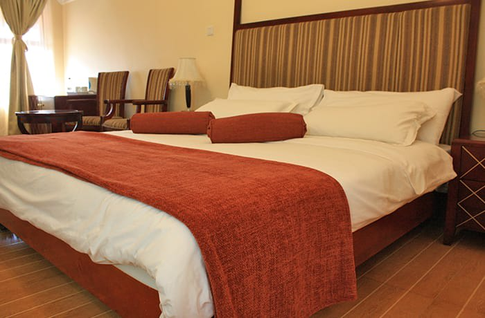 Quality accommodation with a host of extras image