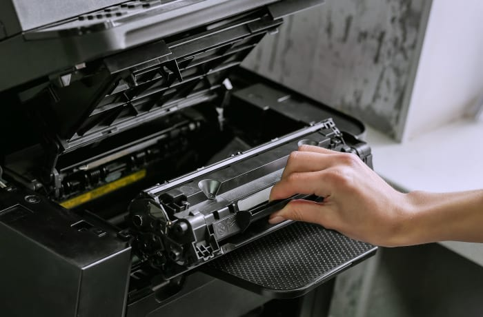 When you partner with Link Mining Suppliers, you get all the benefits of high quality and genuine print toner!  image