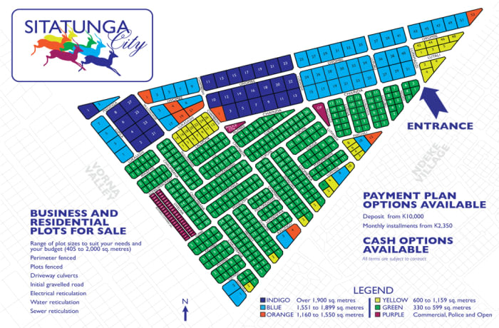 Residential plots image