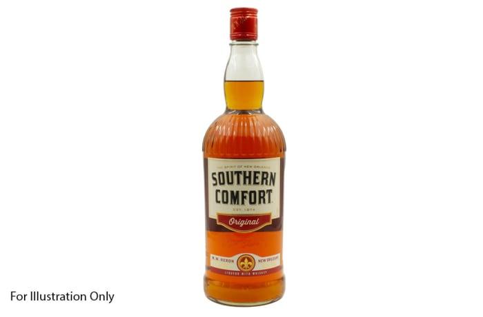 Bar Menu  - Southern Comfort Whisky