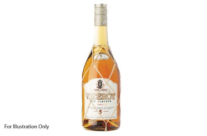 Bar Menu - Viceroy Brandy