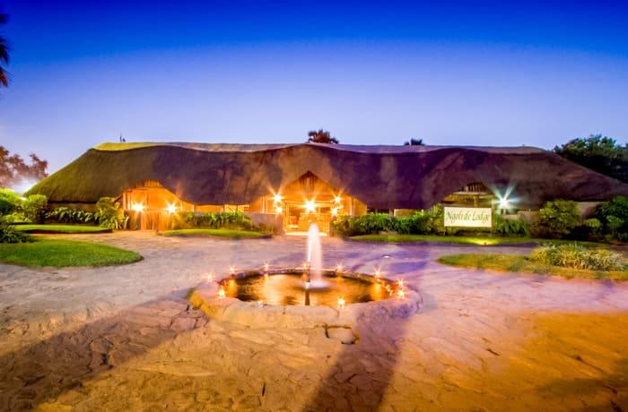Affordable Livingstone accommodation image