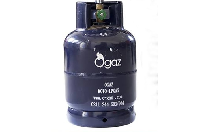 9kg Ogaz cylinder deposit