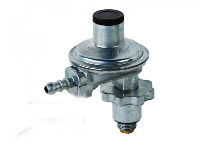 Swivel regulator