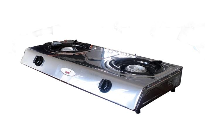 Totai - stainless steel stove 2 plate