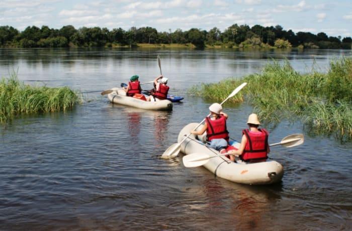 Canoe (Full Day Trip)