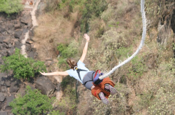 Bungee Jump (Transfers not included)