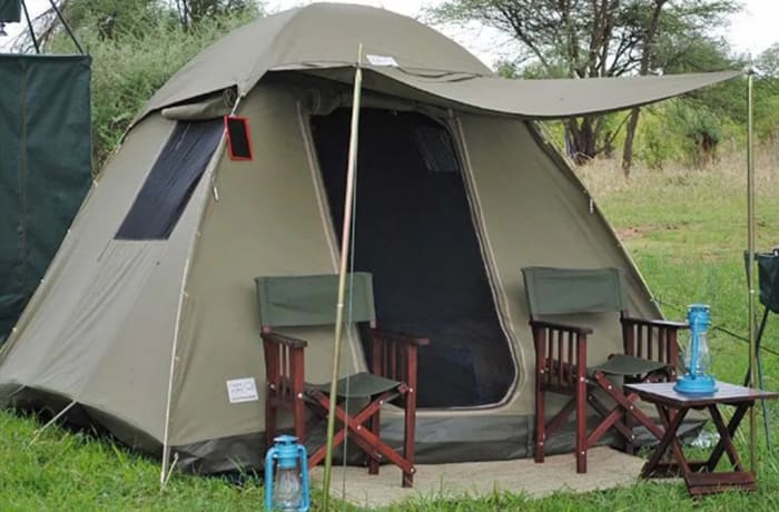 Chobe Camping One Night Two Days