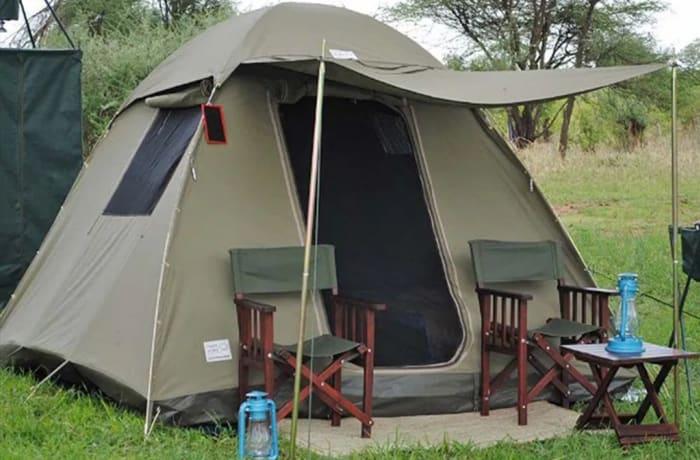 Chobe Camping Two Nights Three days