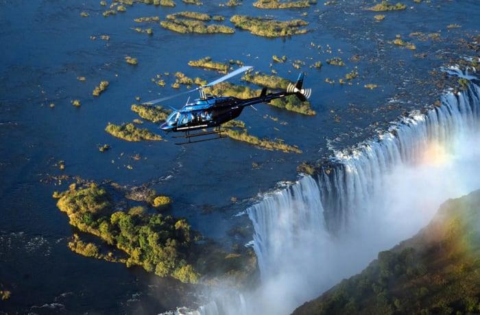 Helicopter Flight (15 Minutes flight)