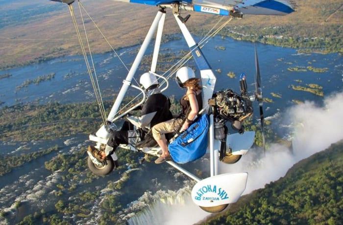 Micro flight - Batoka Sky Productions