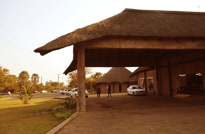 From Livingstone Airport to Chrismar Hotel, David Livingstone and Waterfront