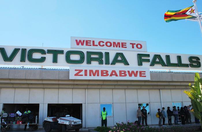 Victoria Falls Town to Victoria Falls Airport
