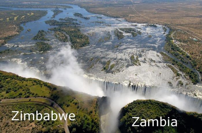 Victoria Falls tour Zambian Side
