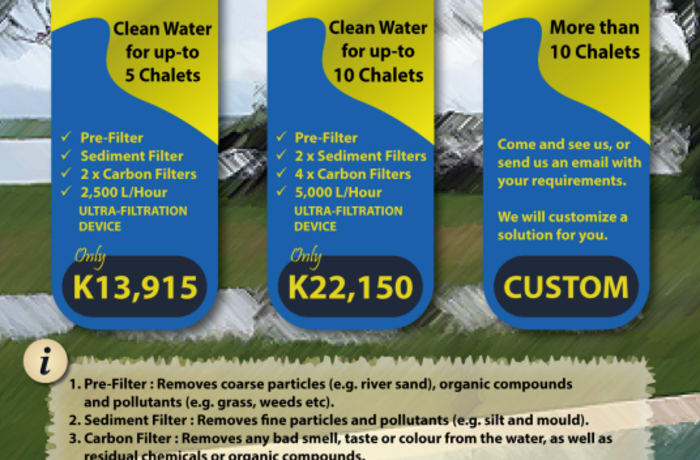 For water filtration and purification systems visit Forge Ltd image