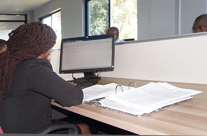 Secretarial services for companies image
