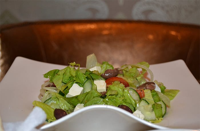 Salads & Accompaniments - Greek Salad