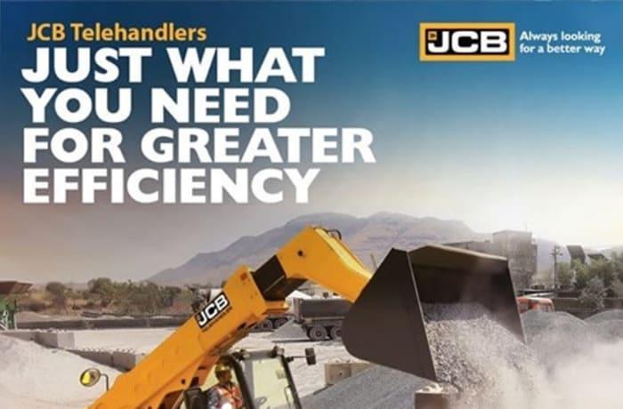 The new JCB 530-70 Telehandler image
