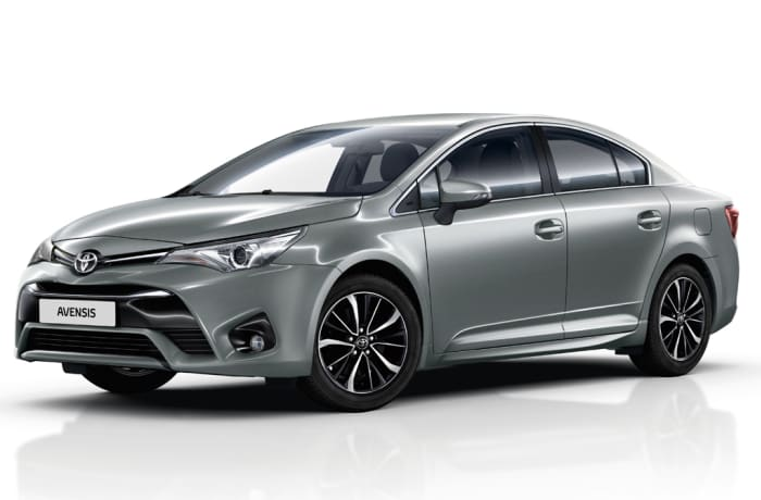Toyota - Avensis Rear Shock Repair