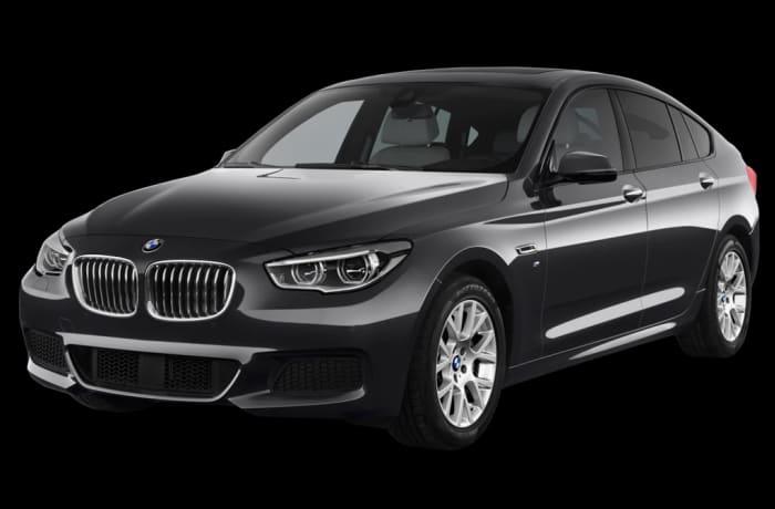 BMW - 5 Series/7 Series Rear Shock Repair