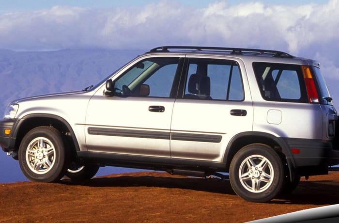 Honda - CRV (old)/Fit Rear Shock Repair
