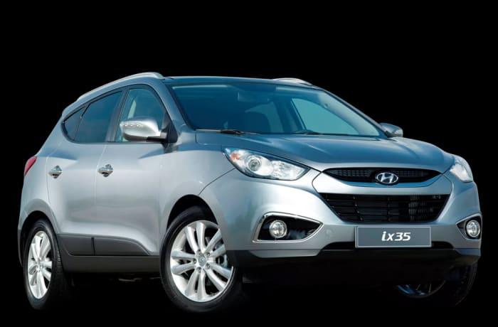Hyundai - Santa Fe/ix35 Rear Shock Repair