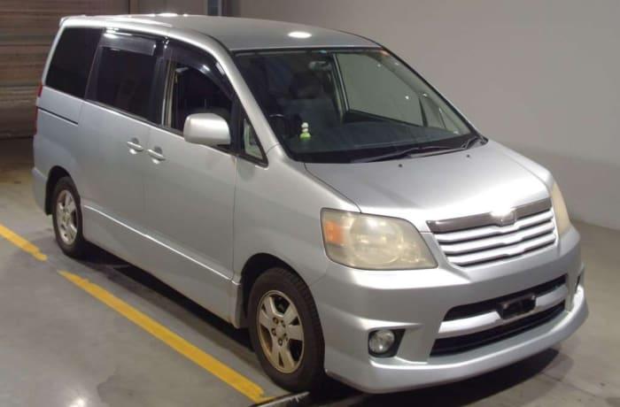 Toyota - Latest Ipsum/Voxy/Noah/Voltz with sensors Rear Shock Repair
